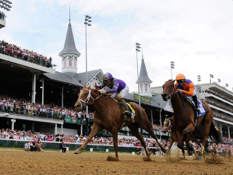​Breeders' Cup Juvenile Fillies & Kentucky Oaks share friendly history