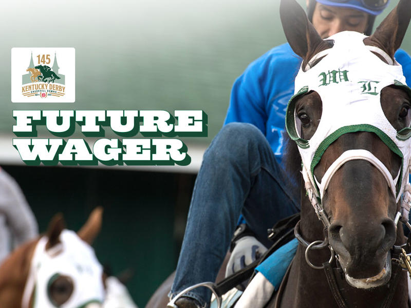 First Kentucky Derby Future Wager of Year Opens Thursday; Baffert Has Seven Prospects in Field Led b