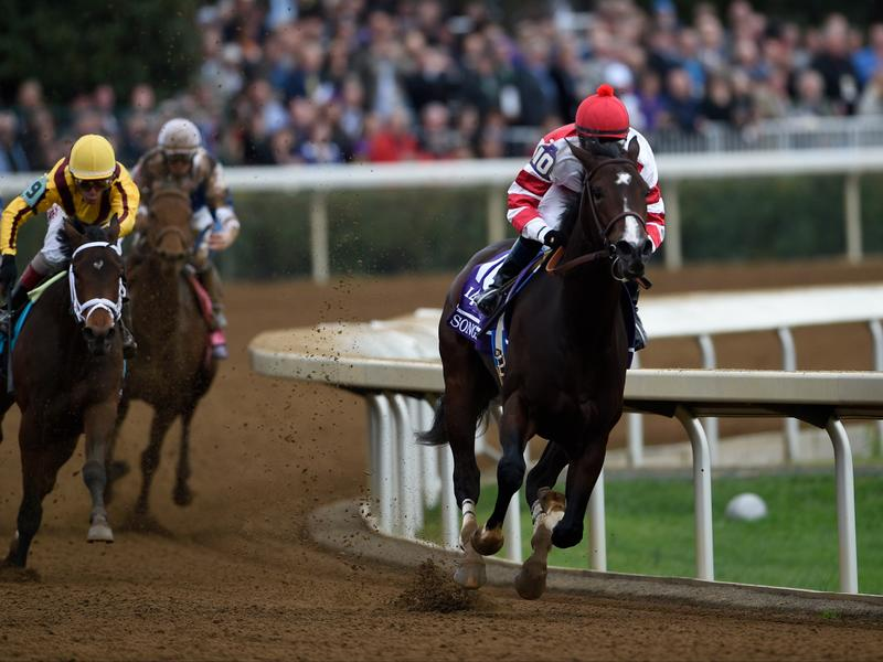 Champion Songbird makes sophomore bow in Las Virgenes