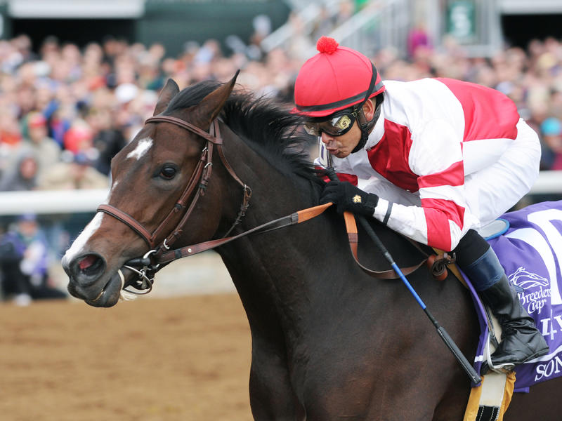 Songbird out of Kentucky Oaks due to fever