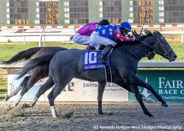 Stronger Than Ever debuts on Kentucky Oaks Leaderboard with Silverbulletday upset