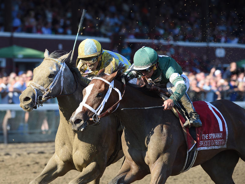Fillies provide history and… News Image