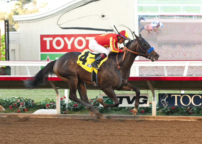 Baffert will send out top contenders in Los Alamitos Futurity