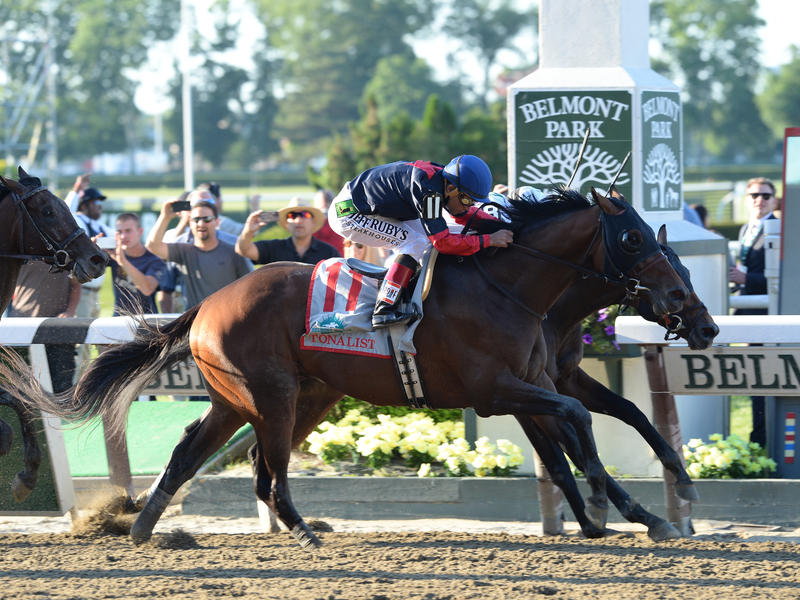 What kind of horse stops a Triple Crown bid?