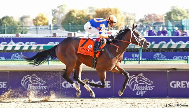 The Breeders' Cup Juvenile… News Image