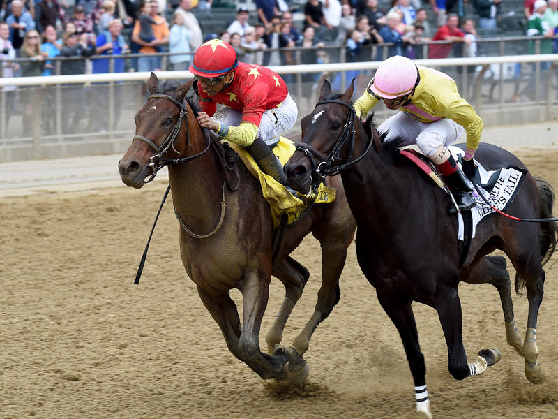 Breeders' Cup Juvenile Fillies… News Image