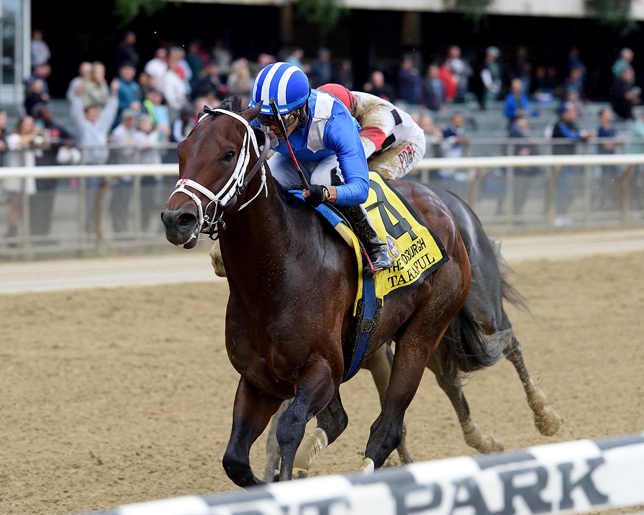 The Vosburgh Offers A Hint To The Best Bet Of The Weekend