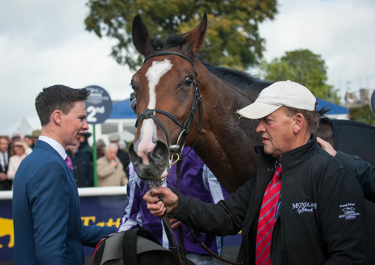 Coolmore Filly Takes On Godolphin In Prix Jean Luc Lagardere