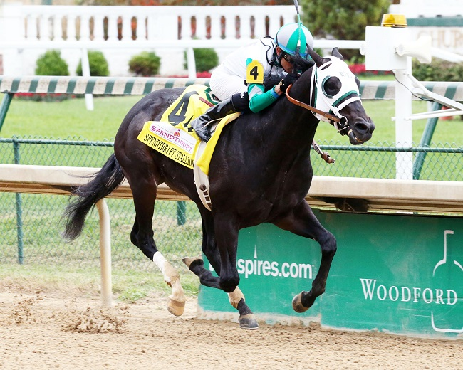 Smarty Jones the first of… News Image