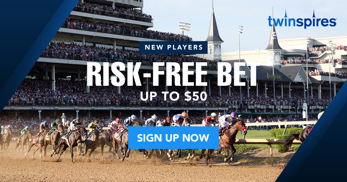 what if you bet 50 dollars on a show ticket at the kentucy derby winner