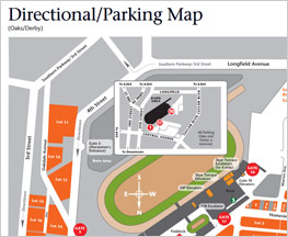 Maps Amp Directions  2016 Kentucky Derby Amp Oaks  May 6 And