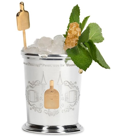Woodford Reserve $1,000 Derby® Mint Julep Cup Recipe